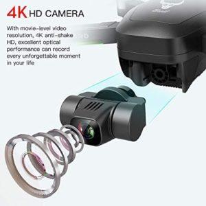 Die Kamera der GoolRC SG906 Pro