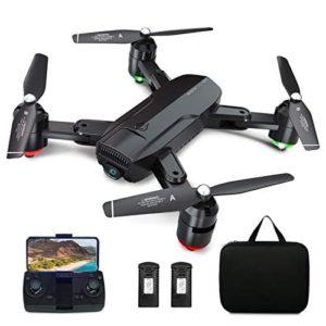 Dragon Touch DF01G: GPS-Drohne mit 2 Akkus