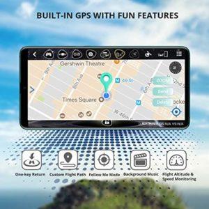 Die Dragon Touch DF01G GPS-Drohne