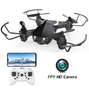 Die Eachine E61HW Mini-Drohne mit Kamera