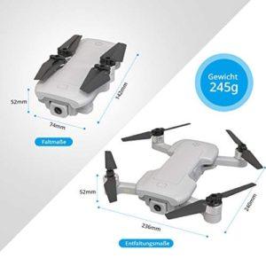 Holy Stone HS510 Drohne unter 250 Gramm