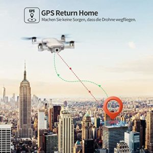 Holy Stone HS510 GPS-Return-to-Home-Drone
