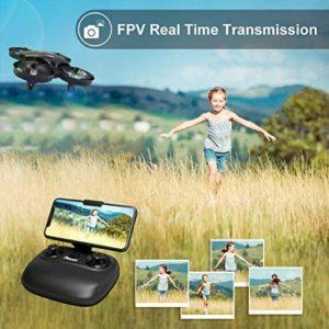 Potensic A20W mit FPV-Livebild-Übertragung