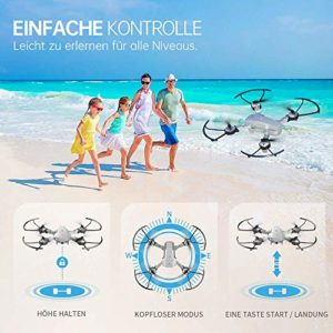 Snaptain A10 Mini-Quadrocopter