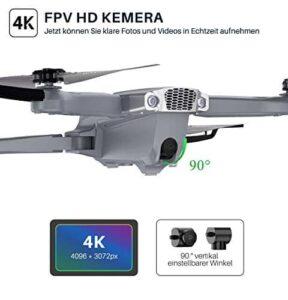 Syma X500 4K Kameradrohne