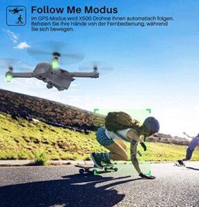 Syma X500 Follow Me Drohne