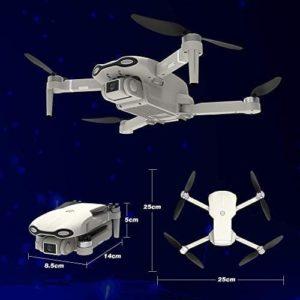 le idea IDEA 39 Drohne - Abmessungen