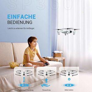 Snaptain SP360 Drohne für Anfänger