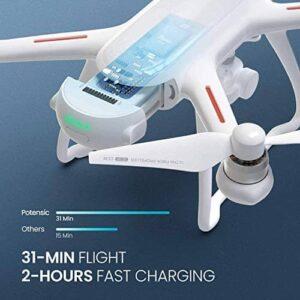 Potensic Dreamer 4K - Drohne mit ueber 30 Minuten Flugzeit