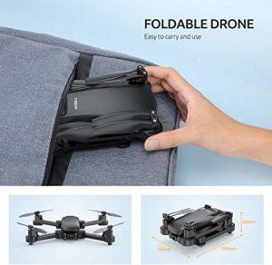 Tomzon D30 Faltbare Drohne