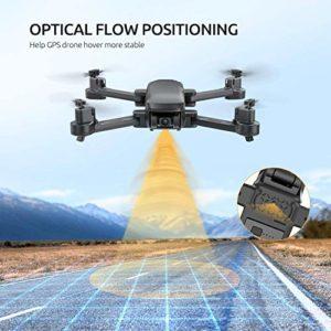 Tomzon D30 mit Optical Flow Sensor