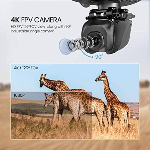 Potensic D58 mit 4K-Kamera