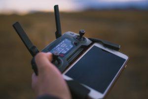 Drohnen Controller WLAN