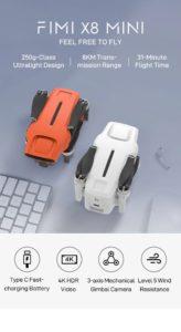 Xiaomi FIMI X8 Mini