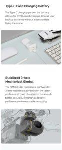 Xiaomi FIMI X8 Mini Gimbal
