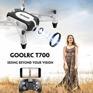 GoolRC TR700 mit HD-Kamera