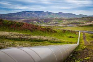 Pipeline Wartung mit Drohnen