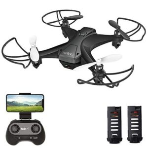 tech rc TR008W Predator Drohne