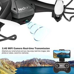 tech rc TR008W Predator Drone