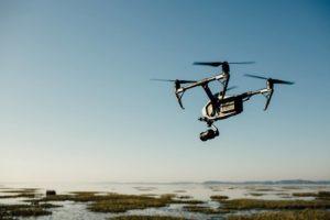 Transport-Drohne für Medikamente