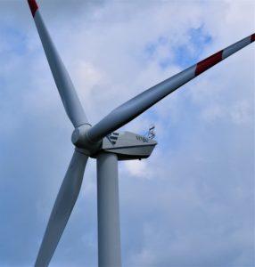 Windkraftanlagen Inspektion per Drohne