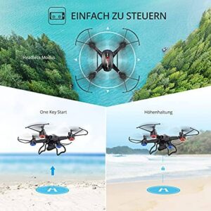 Holy Stone F181G Multicopter