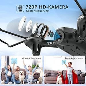 Holy Stone HS340 Kameradrohne 720p