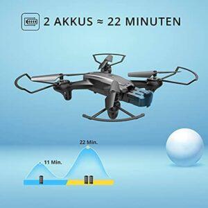 Holy Stone HS340 Mini-Drohne mit über 20 Minuten Flugzeit