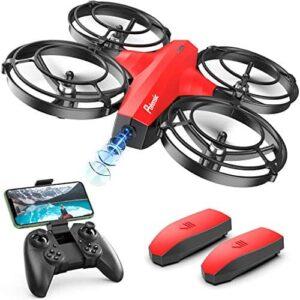 Potensic P7 Drohne mit 2 Akkus