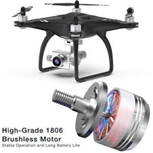 SIMREX X11 Drohne mit Brushless-Motoren