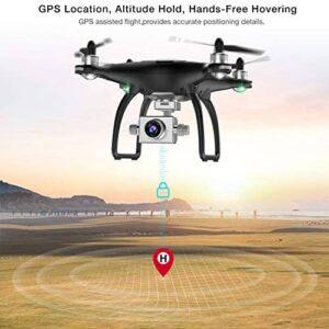 SIMREX X11 Quadrocopter mit GPS