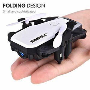 SIMREX X300C faltbare Mini-Drohne