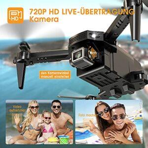 Hasakee Q10 Drohne mit Kamera