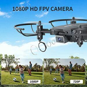 KIDOMO F02 Mini Drohne mit Kamera