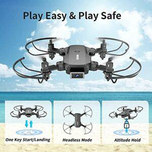 KIDOMO F02 Mini Einsteiger-Drohne