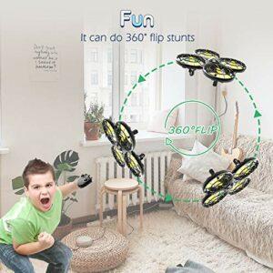 Die Loolinn X27 360° Flip-Drohne