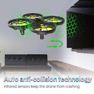 Loolinn X27 Drohne mit Anti-Kollisions-Schutz