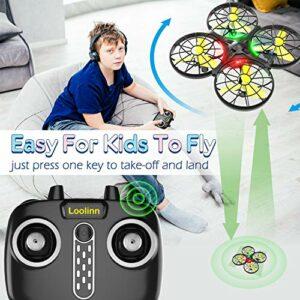 Loolinn X27 Multicopter für Kinder