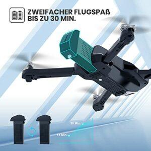 Holy Stone HS260 Drohne mit 2 Akkus